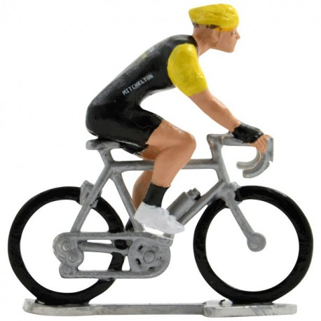 Mitchelton-Scott 2020 H-W - Miniature cycling figures