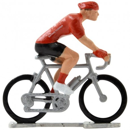 Sunweb 2020 H-W - Miniature cycling figures