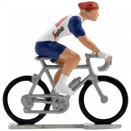 Trek-Segafredo 2020 H-W - Miniature cycling figures