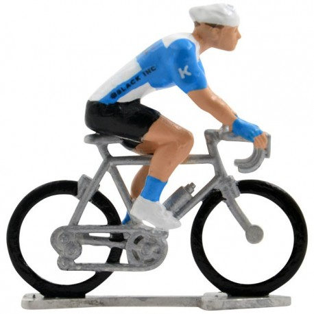 Israel Start-Up Nation 2020 H-W - Figurines cyclistes miniatures