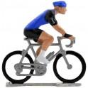 NTT Pro Cycling 2020 HD-W - Miniatuur renners