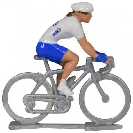FDJ 2020 HF - Figurines cyclistes miniatures