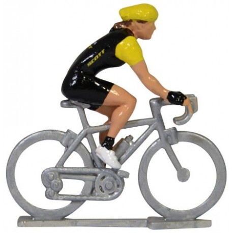 Mitchelton-Scott 2020 HF - Figurines cyclistes miniatures
