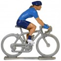 Movistar 2020 HDF - Figurines cyclistes miniatures