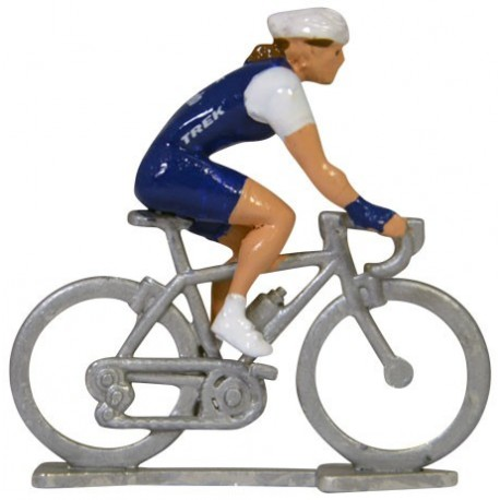 Trek-Segafredo 2020 HF - Figurines cyclistes miniatures