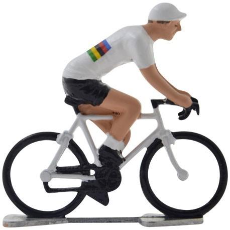 Worldchampion K-WB - Miniature cyclist figurines