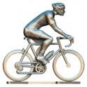 Custom made renner + wielen H-W - Miniatuur wielrennertjes