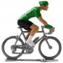 Maillot vert H - Cyclistes figurines