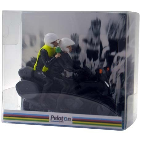 Geschenkverpakking voor motor - miniatuur rennertjes