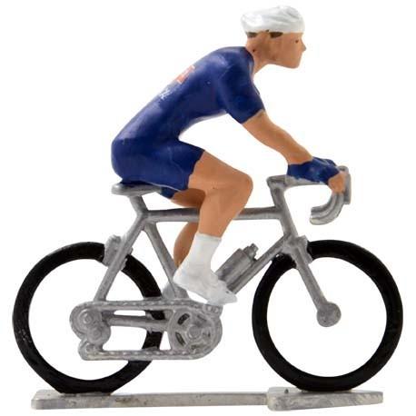Alpecin-Fenix 2020 H-W - Figurines cyclistes miniatures