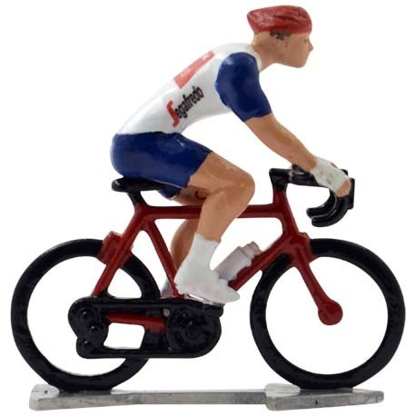 Trek-Segafredo 2020 H-WB - Figurines cyclistes miniatures