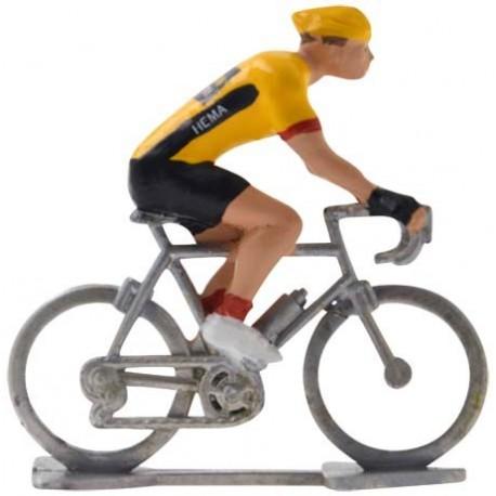 Jumbo-Visma 2020 H - Miniature cycling figures