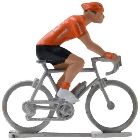 CCC 2020 H - Figurines cyclistes miniatures