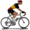 Belgian champion H - Miniature cyclist figurines