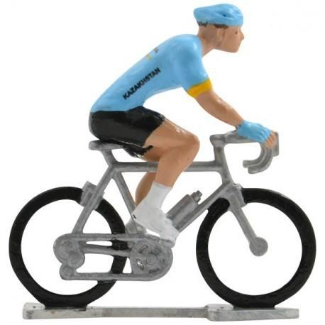 Astana 2020 H-W - Miniature cycling figures