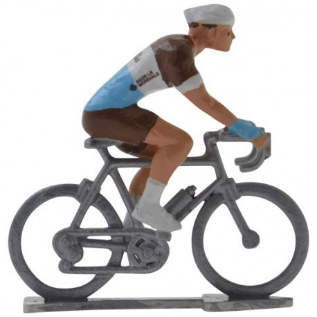 AG2R 2020 H - miniature cycling figures