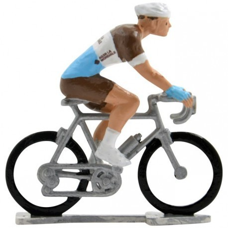 AG2R 2020 H-W - miniature cycling figures