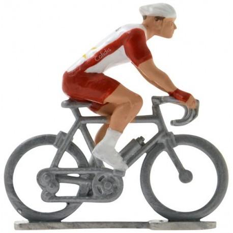 Cofidis 2020 H - Figurines cyclistes miniatures
