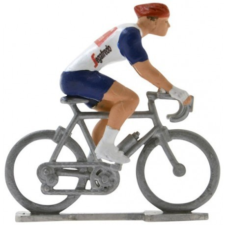 Trek-Segafredo 2020 H - Figurines cyclistes miniatures