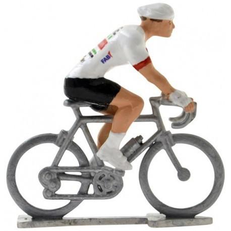 UAE Team Emirates 2020 H - Miniature cycling figures