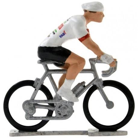 UAE Team Emirates 2020 H-W - Miniature cycling figures