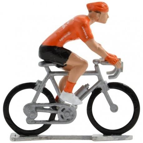 CCC 2020 H-W - Figurines cyclistes miniatures