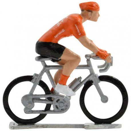 CCC 2020 H-W - Miniature cycling figures