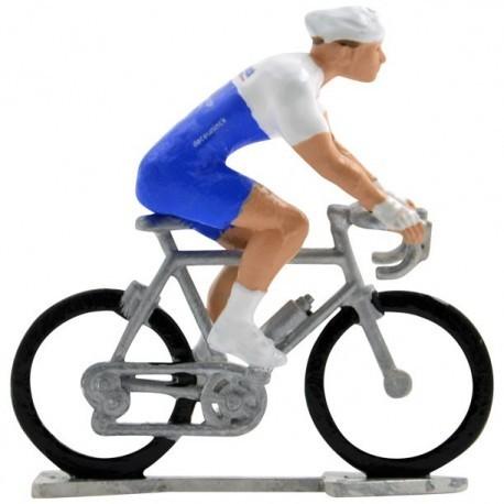 Deceuninck - Quick Step 2020 H-W - Figurines cyclistes miniatures