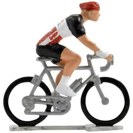 Lotto-Soudal 2020 H-W - Figurines cyclistes miniatures