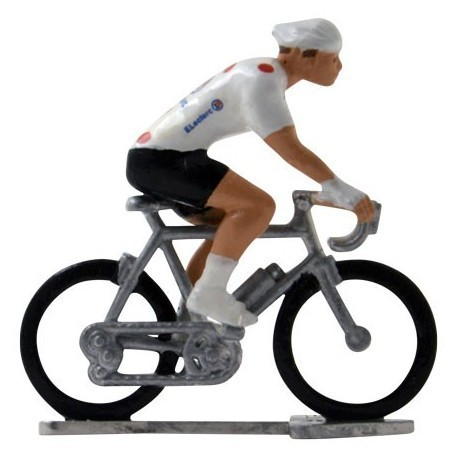 Polka-dot jersey H-W - Miniature cyclists