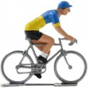 Tinkoff-Saxo - figurines cyclistes miniatures