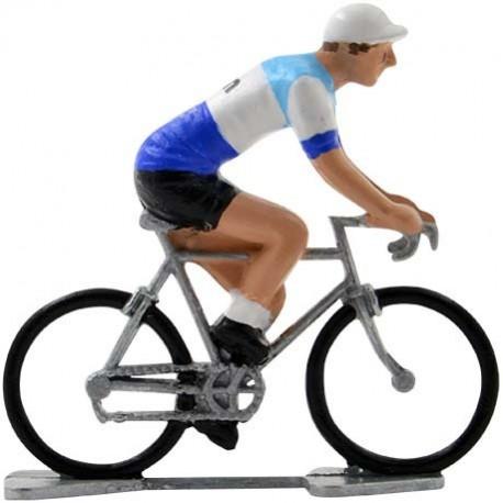 Gan-Mercier K-W - Miniature racing cyclists
