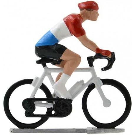 Champion des Pays-Bas H-WB - Cyclistes miniatures
