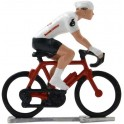 Sunweb 2020 HD-WB - Figurines cyclistes miniatures