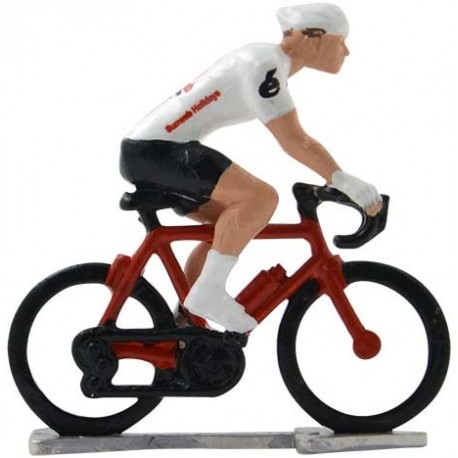 Sunweb 2020 H-WB - Miniature cycling figures