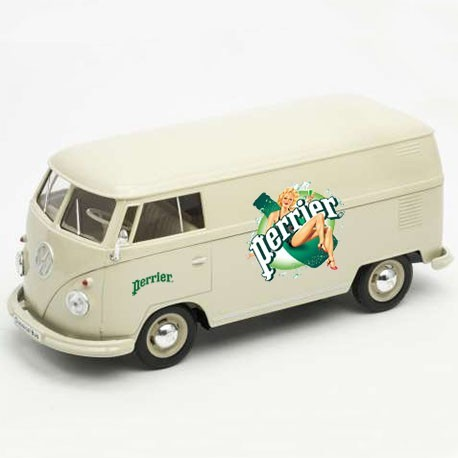 Perrier - Miniature cars