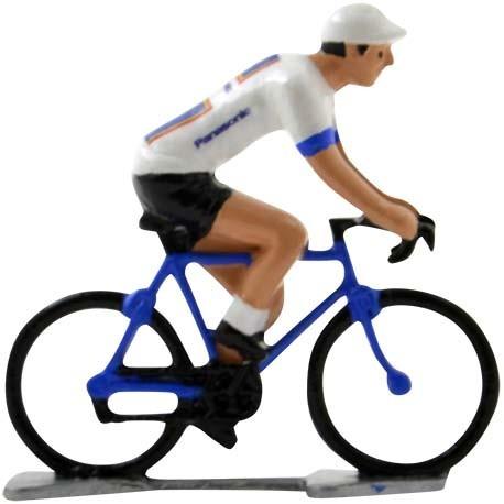 Panasonic 1984 K-WB - Cyclistes figurines