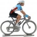 Canada Championnat du monde HDF - Figurines cyclistes miniatures