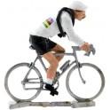 Champion du monde L - coureurs miniatures