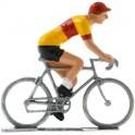 Espagne championnat du monde - Cyclistes figurines