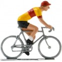 Spain worldchampionship - Miniature cyclist figurines