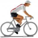 Swiss worldchampionship - Miniature cyclist figurines