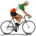 Champion d'Irlande - Cyclistes miniatures