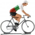 Bulgarian champion - Miniature cyclist figurines