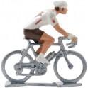 AG2R 2021 H - figurines cyclistes miniatures