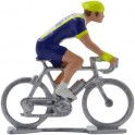 Wanty-Gobert 2021 H - Figurines cyclistes miniatures