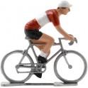 Kampioen van Canada - Miniatuur wielrenners