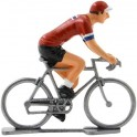 Norvège championnat du monde - Cyclistes figurines
