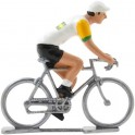 Australian champion - Miniature cyclist figurines