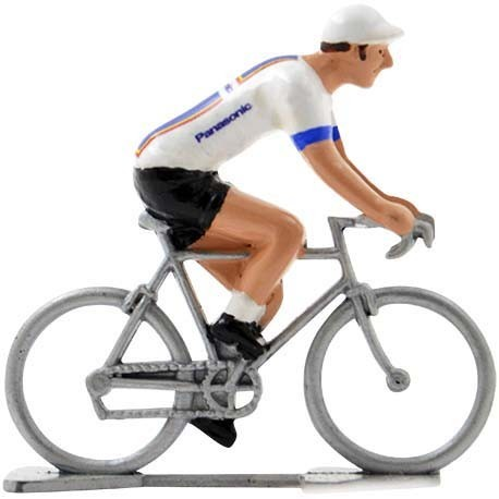 Panasonic 1984 - Cyclistes figurines